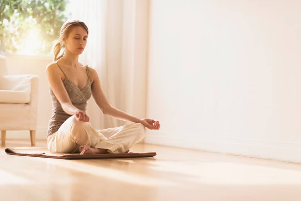 How does the practice of yoga influence learning?