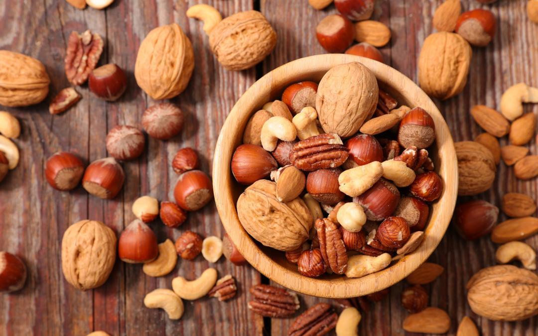 ¿Cómo influye comer frutos secos en el Aprendizaje?