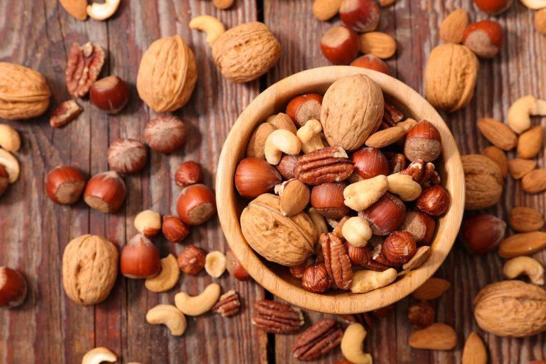 Influencia de los frutos secos en el aprendizaje