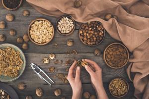 Frutos secos, cerebro y Aprendizaje