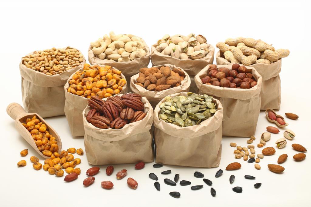 Beneficios que comer frutos secos propicia al aprendizaje