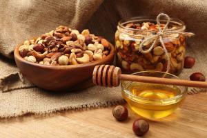 Recomendaciones para comer frutos secos
