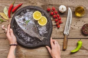 Incluir Pescado en la Dieta Alimenticia