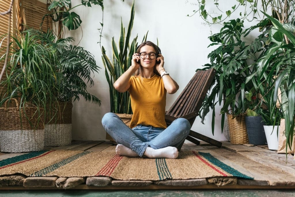 Relaxation techniques to prepare a successful Thesis
