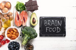 Alimentos para desarrollo del cerebro