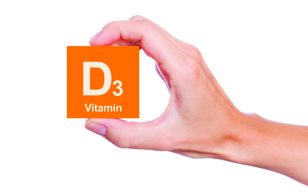 Benefits of vitamin D3 in the preparation of a Thesis