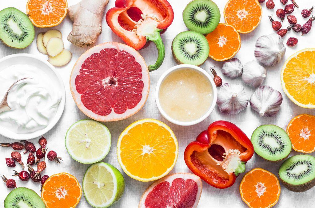 Coronavirus: alimentos que ayudan a fortalecer el sistema inmunológico