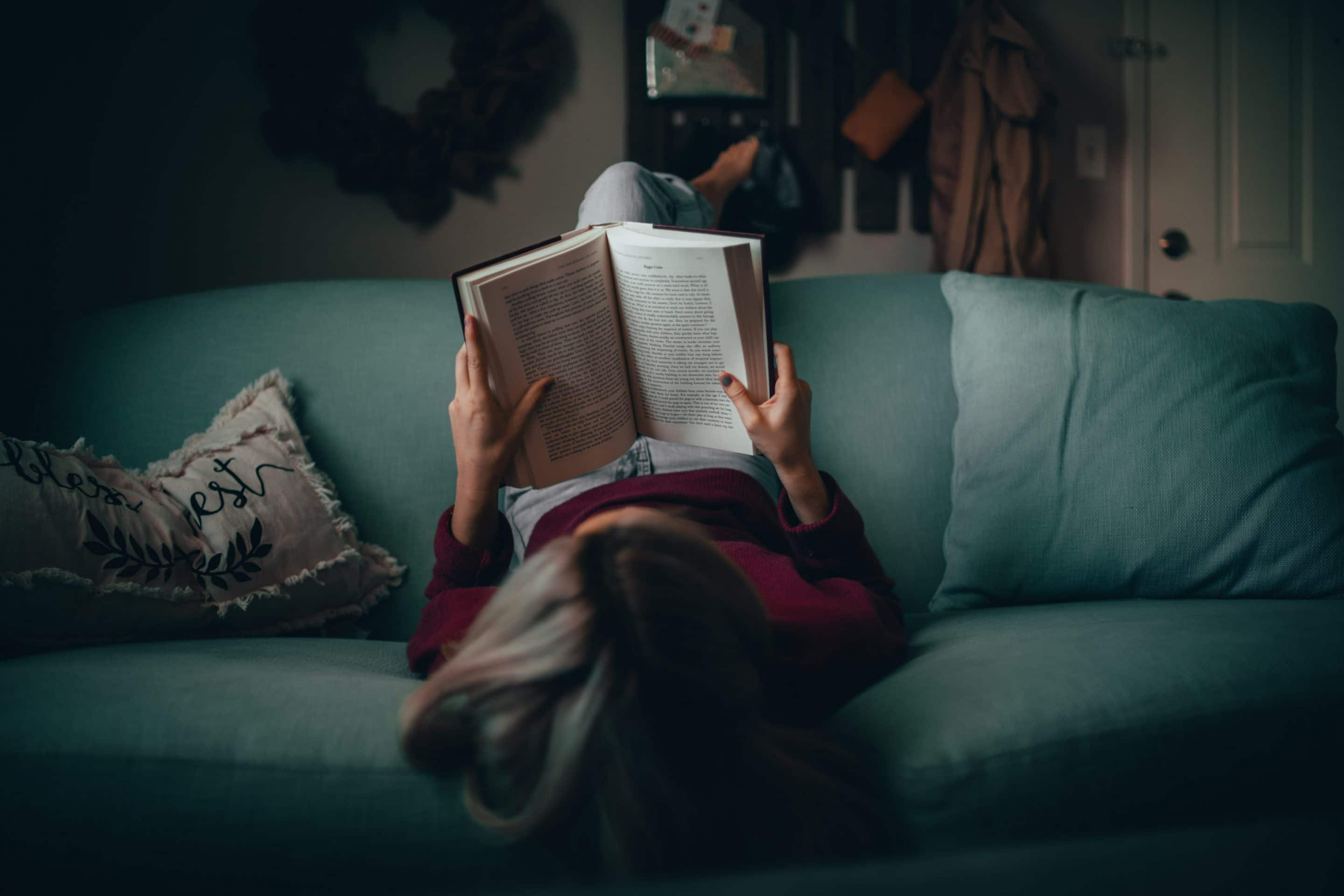 Effects of reading on the brain